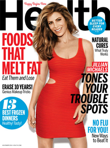 Period Panteez are in Health Magazine November 2014 Issue
