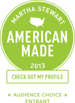 Period Panteez - Martha Stewart American Made 2013 Nominee