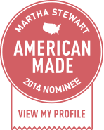 Period Panteez - Martha Stewart American Made 2014 Nominee