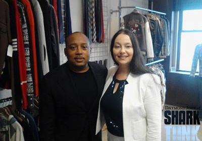 Vida Meeting with Daymond John